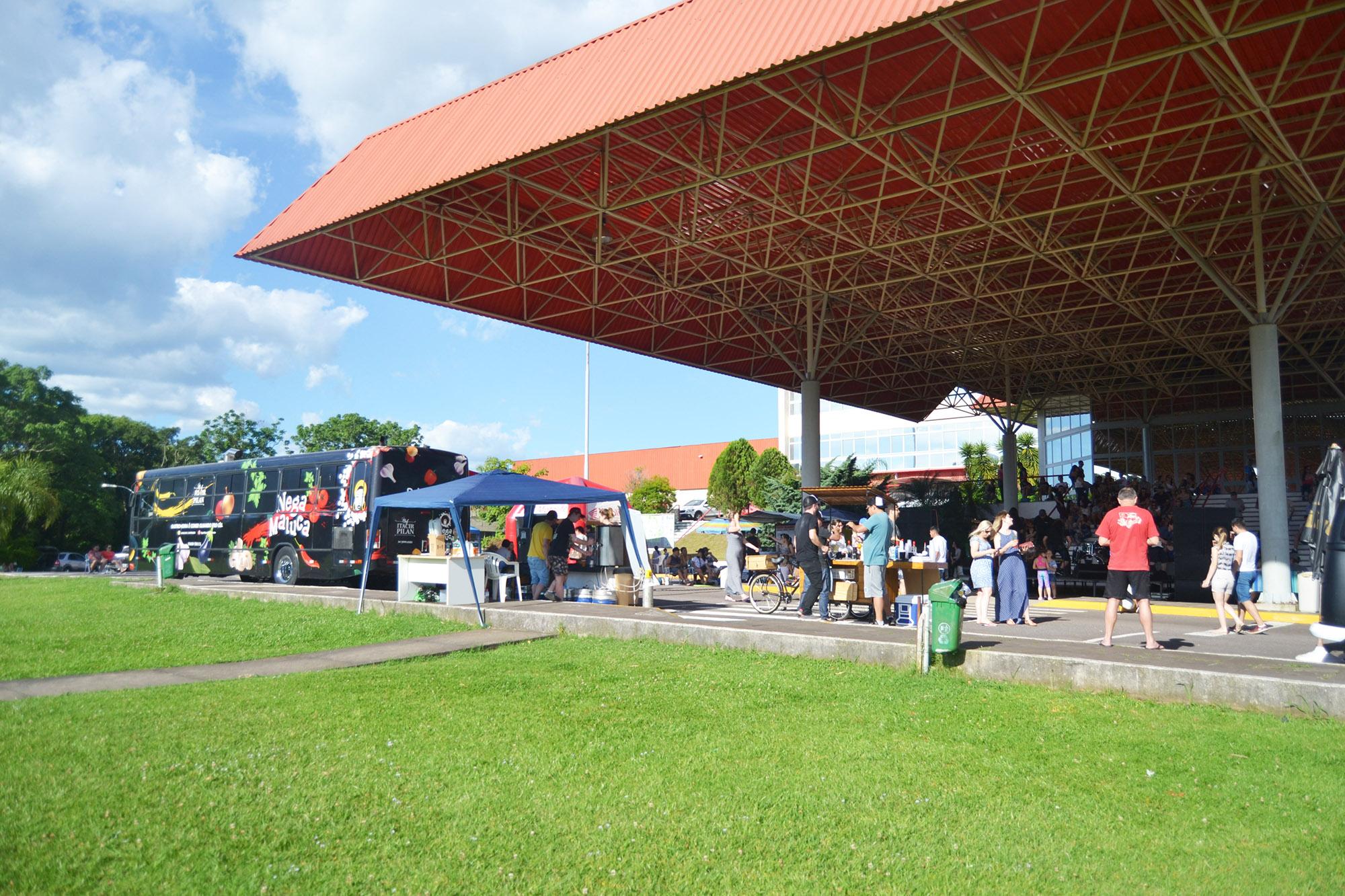 Domingo no Parque convida comunidade para confraternizar