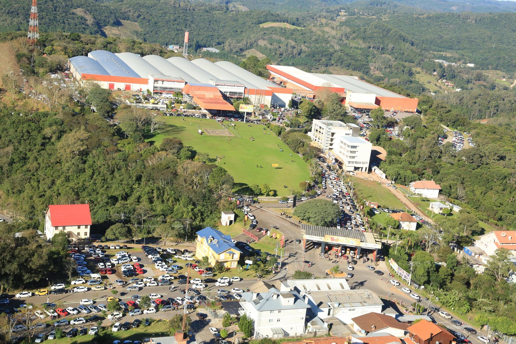 Parque de Eventos tem agenda com atividades temáticas, de lazer e negócios