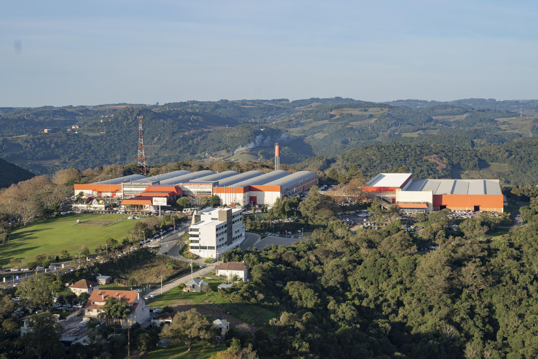 Parque de Eventos congrega sedes de entidades representativas em Bento Gonçalves